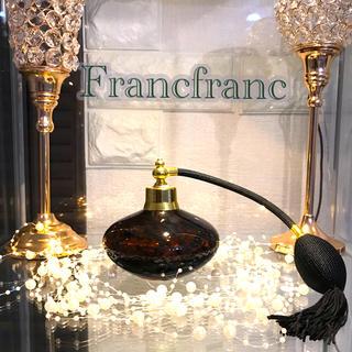 Francfranc - Francfranc レオパード ボトルオブジェ 新品 定価¥2500
