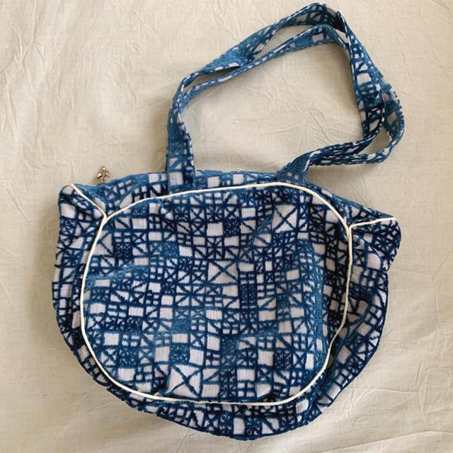 mina perhonen(ミナペルホネン)のミナペルホネン meri  meou bag ミャオ バック レディースのバッグ(ハンドバッグ)の商品写真