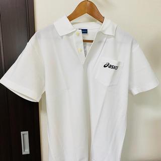 アシックス(asics)のアシックスポロシャツL スポーツ 半袖(ポロシャツ)