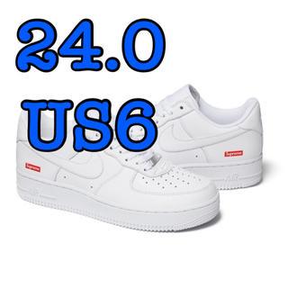 Supreme - Supreme Nike Air Force 1 Low 24.0