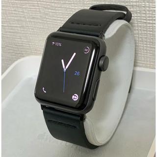 Apple Watch - 【美品】Apple Watch series3 Space Gray 38mm
