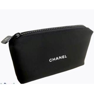 CHANEL - シャネル ノベルティ化粧ポーチ