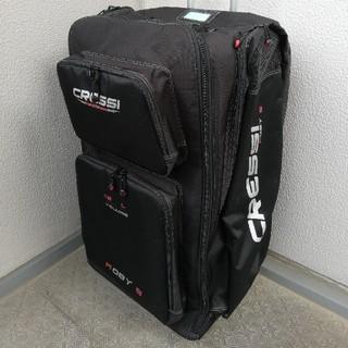 CRESSI-SUB - Cressi-sub クレッシーサブ MOBY5 ダイビングキャリーバッグ