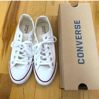 CONVERSE - converseコンバース NEXTAR110LOW シロ/トリコ