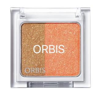 オルビス(ORBIS)の☆ORBIS オルビス☆ ツイングラデーション  アイカラー オレンジプラリネ(アイシャドウ)
