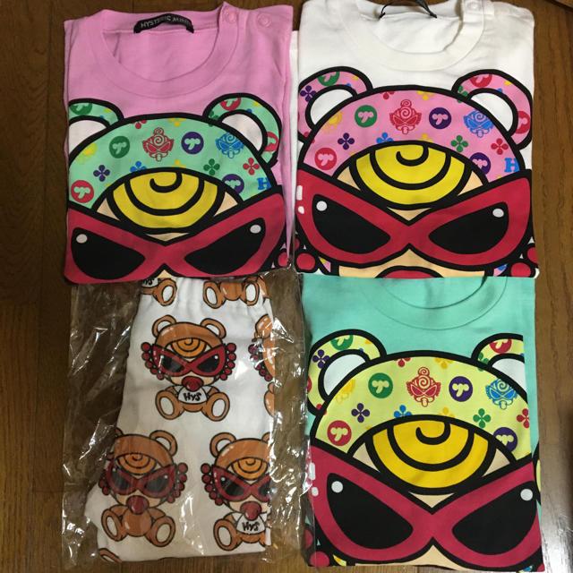 HYSTERIC MINI(ヒステリックミニ)のヒス キッズ/ベビー/マタニティのキッズ服男の子用(90cm~)(Tシャツ/カットソー)の商品写真