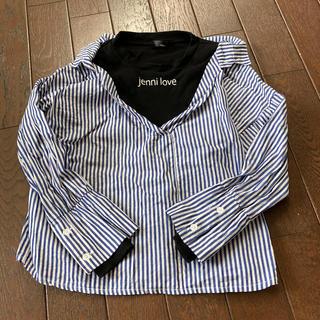 ジェニィ(JENNI)のジェニー シャツ カットソー(Tシャツ/カットソー)
