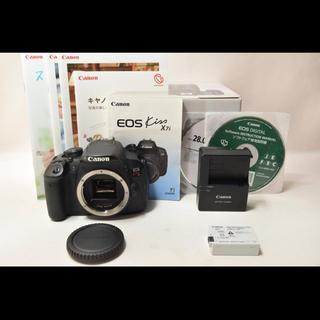 Canon - Canon デジタル一眼レフカメラ EOS Kiss X7i
