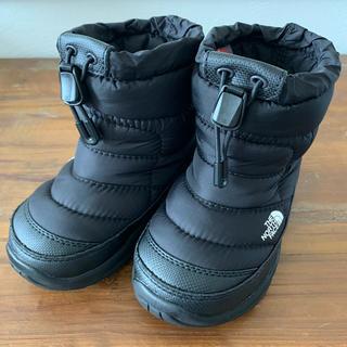 ザノースフェイス(THE NORTH FACE)のノースフェイス キッズ ヌプシブーティー 16cm(ブーツ)