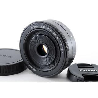 Canon - ❤単焦点ならではのボケ感❤Canon EF-M 22mm F2 STM ブラック