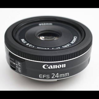 Canon - Canon 単焦点広角レンズ24mm f/2.8stm