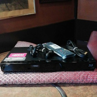 SHARP - SHARP BDW520 12倍録 2番組W録 500GB 外付HDD新リモ等付