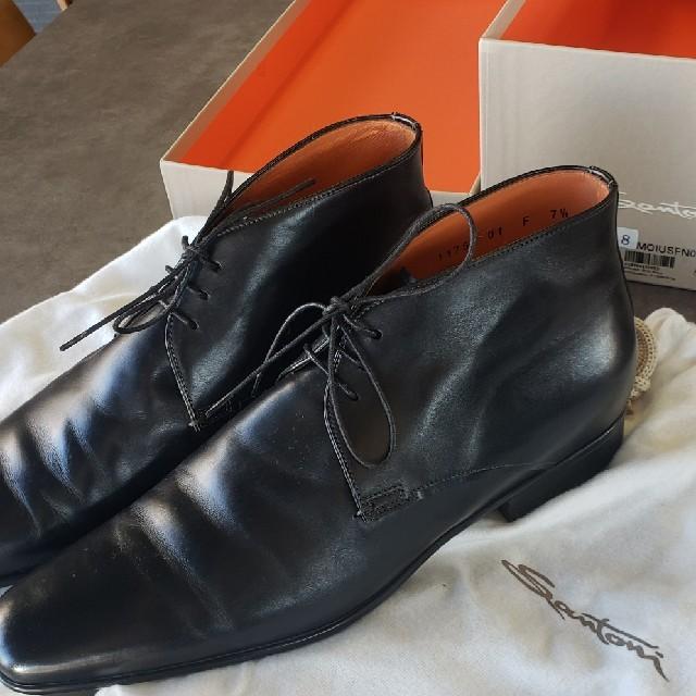 Santoni(サントーニ)のサントーニ 靴 メンズの靴/シューズ(ドレス/ビジネス)の商品写真