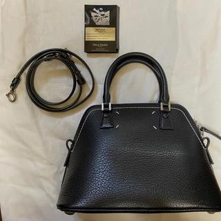 Maison Martin Margiela - 正規品 マルジェラ margiela  5AC bag  鞄 美品 黒