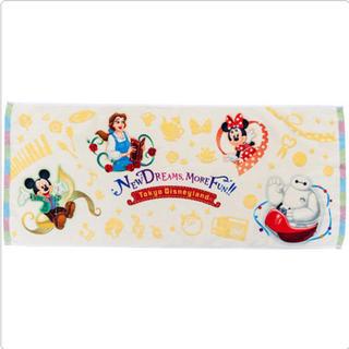 Disney - 【9/28新発売‼️】Disney★フェイスタオル