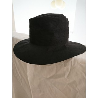 ポールハーデン(Paul Harnden)のSCHA シャー Traveller Paper HAT black(ハット)