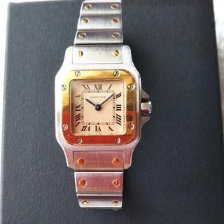 Cartier - カルティエサントスガルベレディース腕時計