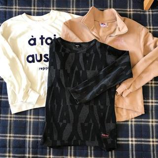 レピピアルマリオ(repipi armario)の子供服 女の子 まとめ売り トップス 160cm(ジャケット/上着)