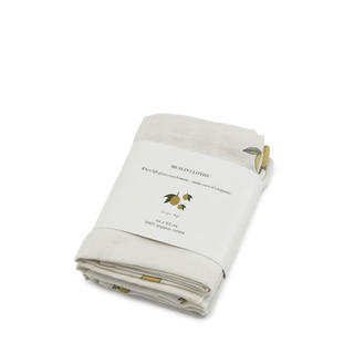 Bonpoint - Konges sloejd  MUSLIN CLOTH  LEMON 1枚