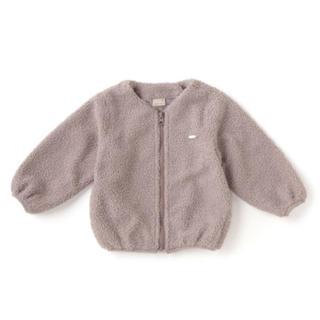 petit main - タグ付き新品♡petit main ボア羽織り 130cm