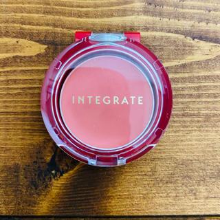 インテグレート(INTEGRATE)のインテグレート クリームチーク(チーク)