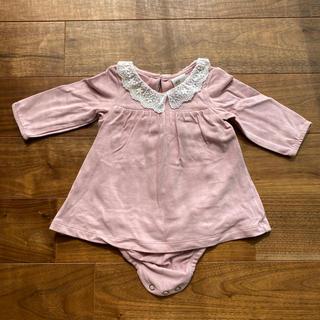エイチアンドエム(H&M)のH&M  女の子 ベビー服 ワンピース(ワンピース)