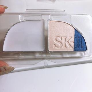 エスケーツー(SK-II)のSK-IIアイシャドウ(アイシャドウ)