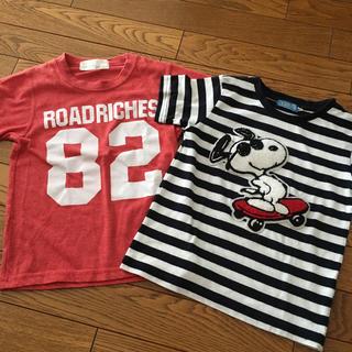 ライトオン(Right-on)のTシャツ120セット(Tシャツ/カットソー)