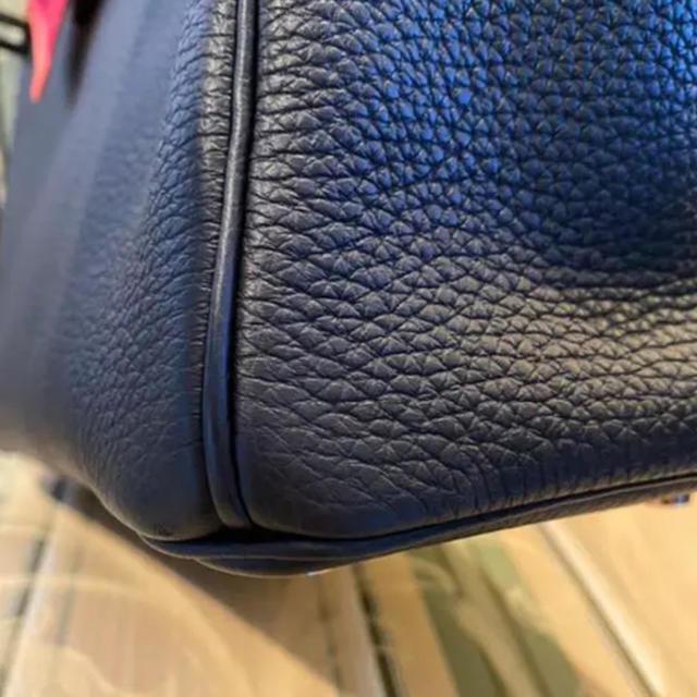 Hermes(エルメス)の正規品エルメス バーキン25 ブラック トゴ レディースのバッグ(ハンドバッグ)の商品写真