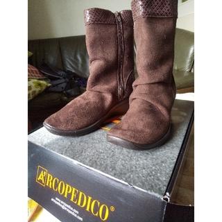 アルコペディコ(ARCOPEDICO)のアルコペディコ ブーツ 新品 36(ブーツ)