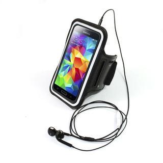 超軽量ランニング アームバンド キーポケット付 Galaxy S5 対応