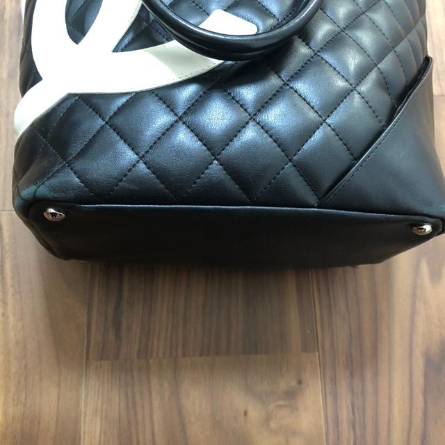 CHANEL(シャネル)のCHANEL シャネル カンボンライン バッグ レディースのバッグ(ハンドバッグ)の商品写真