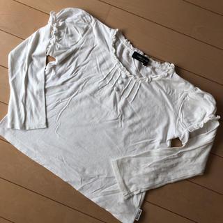 コムサイズム(COMME CA ISM)のコムサイズム トップス ブラウス ロンT 110(Tシャツ/カットソー)