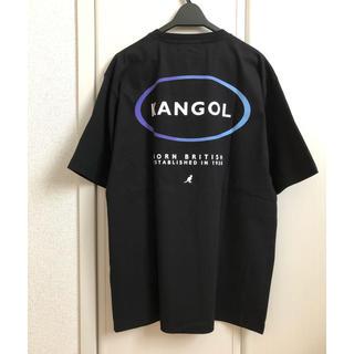 KANGOL - RAGEBLUE 新品【KANGOL】別注プリントTシャツ