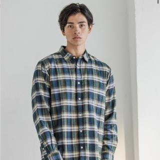 グローバルワーク(GLOBAL WORK)のGLOBAL WORK メンズシャツ(シャツ)