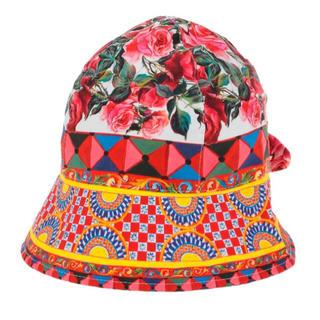ドルチェアンドガッバーナ(DOLCE&GABBANA)の【Dolce&Gabbana/ドルチェ&ガッバーナ】キッズ★帽子★L★54cm(帽子)