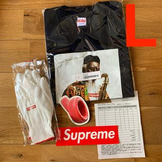 Supreme - L】Supreme 20FW Pharoah Sanders Tee