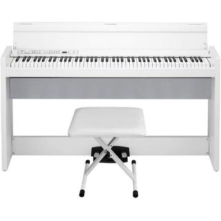KORG - 【X型椅子セット】KORG 電子ピアノ LP-380-WH 88鍵 ホワイト X