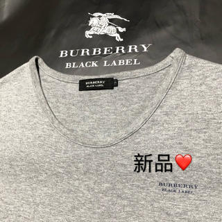 BURBERRY - 新品!激安!バーバリーブラックレーベル Tシャツ3