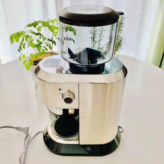 デロンギ(DeLonghi)のデロンギ DeLonghi コーヒーグラインダー コーヒーメーカー(その他)