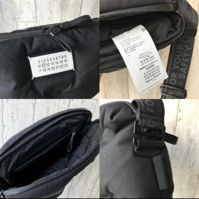 Maison Martin Margiela(マルタンマルジェラ)のメゾンマルジェラメンズグラムスラムショルダーポシェット  メンズのバッグ(ショルダーバッグ)の商品写真