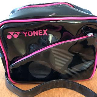 ヨネックス(YONEX)のテニス ヨネックス エナメルショルダー バッグ(ショルダーバッグ)