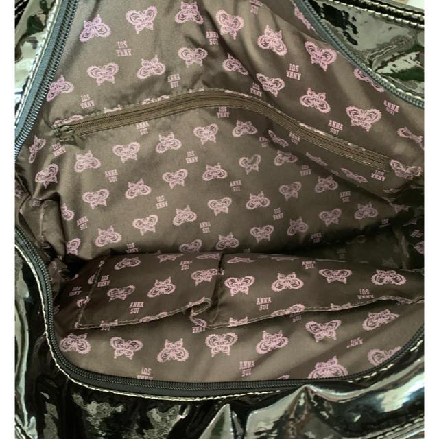 ANNA SUI(アナスイ)のアナスイ エナメルトート レディースのバッグ(トートバッグ)の商品写真