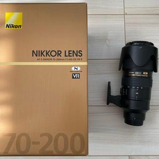 Nikon - AS-F NIKKOR 70-200mm f2.8G ED VR II レンズ