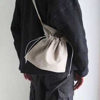 エンダースキーマ(Hender Scheme)のHender Scheme エンダースキーマ 巾着ショルダーバッグ(ショルダーバッグ)