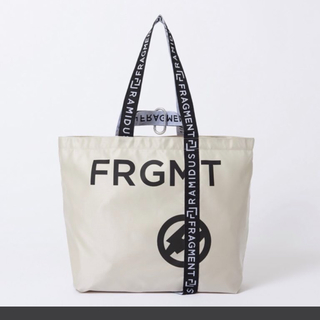 フラグメント(FRAGMENT)の fragment design ramidus tote bag(トートバッグ)