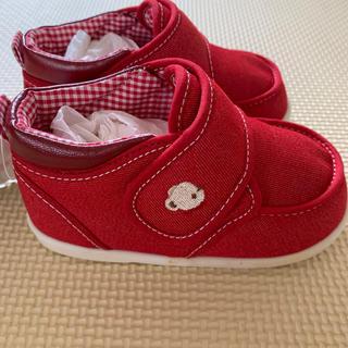 ファミリア(familiar)の新品♡未使用  familiar  靴  13.5cm (その他)