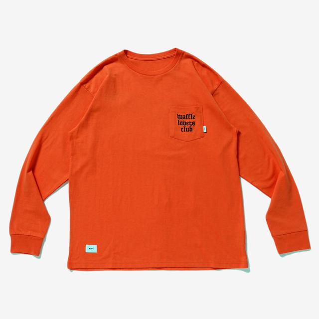 W)taps(ダブルタップス)のXLサイズ WTAPS VANS WAFFLE LOVERS CLUB メンズのトップス(Tシャツ/カットソー(七分/長袖))の商品写真
