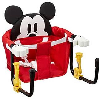 ディズニー(Disney)のKATOJI ミッキーキャンピングチェア(テーブル/チェア)