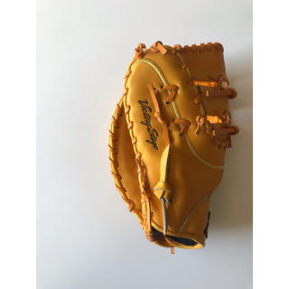 ミズノ(MIZUNO)のMIZUNO ミズノ ビクトリーステージ 軟式 一塁手 ファーストミット 左投用(グローブ)
